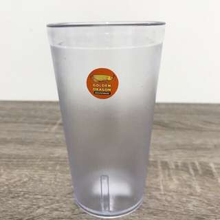 Gelas teh acrilic