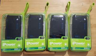 Bavin iPower 9000 mAh Powerbank