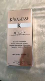 BNIB Kerastase K Initialiste Leave-in 60ml Advanced Scalp and Hair Concentrate Paris Sealed in Box