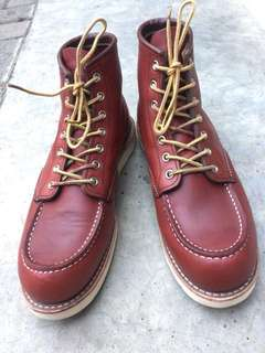 Redwing 9106 USA Shoes