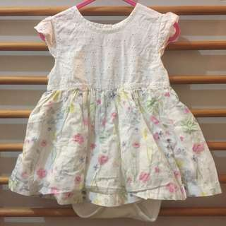 Mothercare dress 12-18 mths