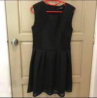 Black Dress #paywithboost
