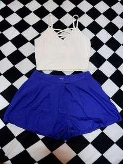 Shorts set (NEW)