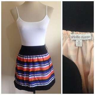 Charlotte Russe Miniskirt Medium