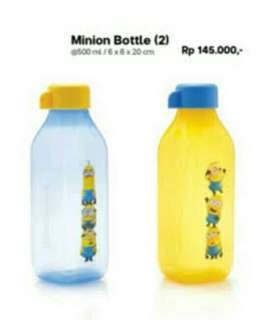 Botol Minum Minion by Tuppy