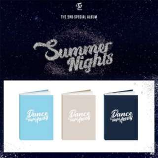 <<代購>>Twice - Summer Nights (版本隨機發行)