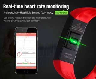Smart watch health monitor- 100% new