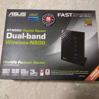 Excellent condition ASUS RT-N56U router