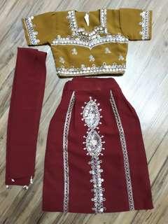 Pujabi Dress