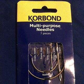 Multi Purpose Needles