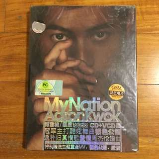 Aaron Kwok 郭富城 - My Nation 国度 ( CD )