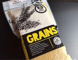 (六折!) 加拿大有機黃小米(USDA ORGANIC)- 500g