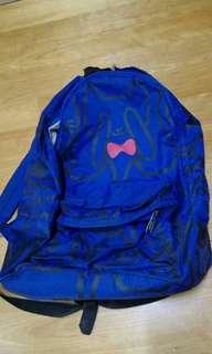 🚚 藍色小貓後背包