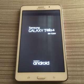 🚚 Samsung-Galaxy-Tab 4GLTE(SM-T235Y)