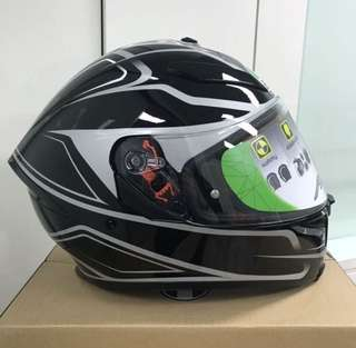 AGV K5 S asian fit PSB approved