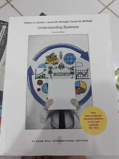 Understanding Business - eleventh edition