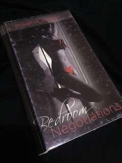 Bedroom Negotiation by pajama_addict