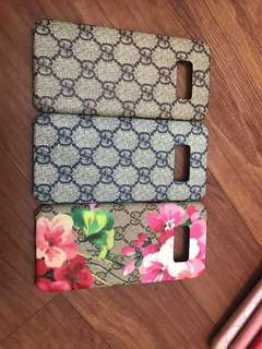 LV Gucci Burberry Samsung S8 Case