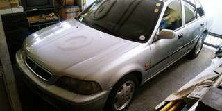 Honda city EXI 1997