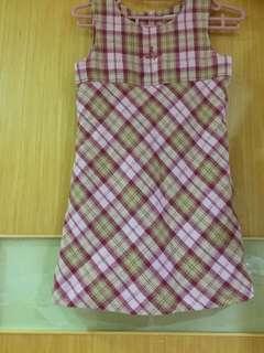 🚚 Montagut(兒童)毛料背心裙