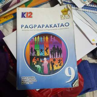 Grade 9 Book (ESP)