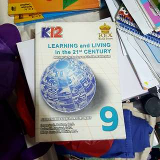 Grade 9 Book (Learning and Living 21st Century) TLE