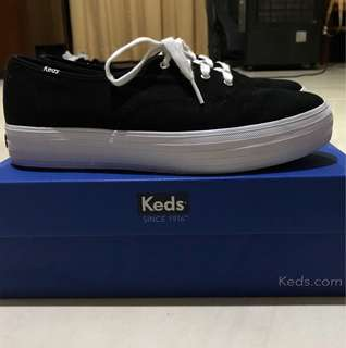 KEDS Triple Seasonal Solid Shoes