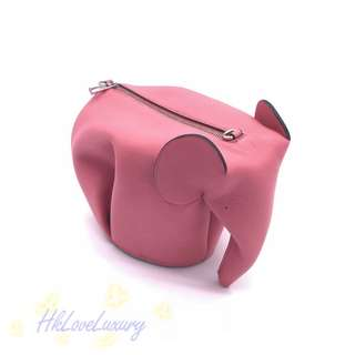 Loewe Elephant Mini Size Bag Candy