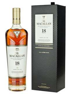 Macallan 18year sherry oak(2018)