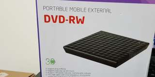Portable Mobile External DVD - RW