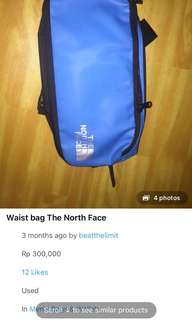 the north face waist bag fanny pack