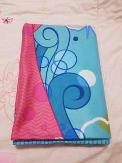 Blanket mermaid