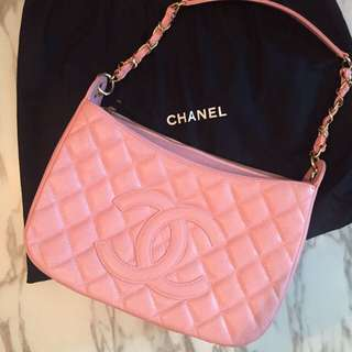 Chanel Bag with card and sticker