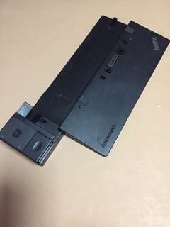 🚚 LENOVO Thinkpad Ultra Dock for X240 / X250/ X260/ X270/ T440 / T450 / T460 / T470  (no keys)