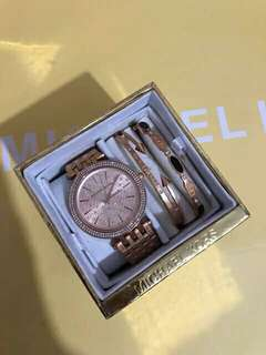 Michael Kors Darci Set Watch