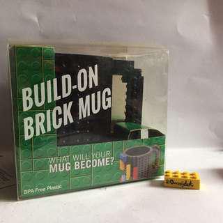 Brick on Mug