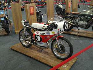 Rx king custom caferacer