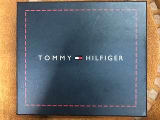 全新TOMMY HILFIGER 銀包