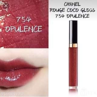 🚚 Chanel coco水晶糖光透唇釉