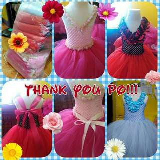 Thank you po!💕 Tutu Gown!💕