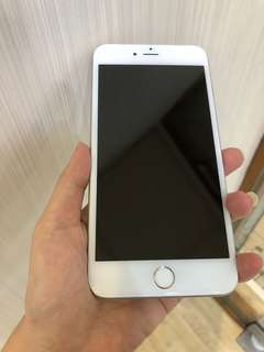 Iphone 6 plus 64G銀