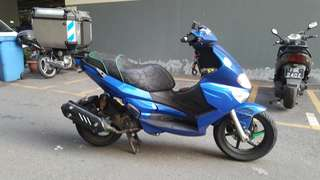 Gilera Runner ST200 For Sale