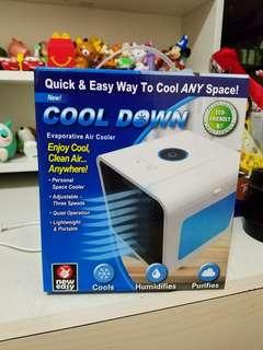 迷你冷氣機 (製冷,加濕,空氣淨化 3 合 1)