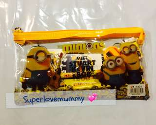 Minion Pencil Pouch