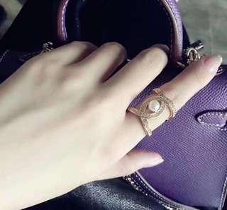 Chanel 開口戒指