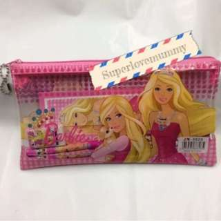 Barbie Kids Pencil Case