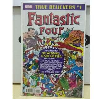 🚚 Fantastic Four Annual #3: True Believers