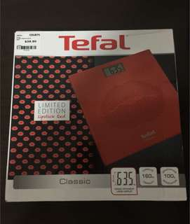 Tefal Electronic Weighing Scale