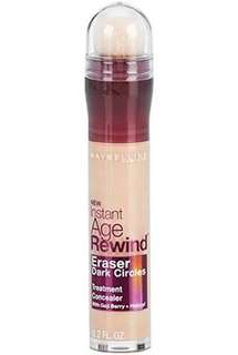 Maybelline age rewind shade light