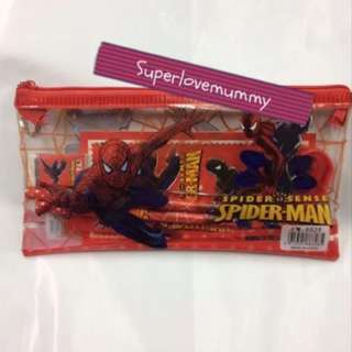 Spiderman Pencil Pouch Stationery